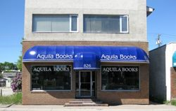 Aquila Books store photo