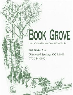 Book Grove bookstore logo