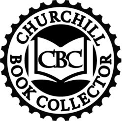 logo: Churchill Book Collector