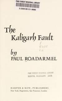 Kaligarh Fault Roadarmel, Paul
