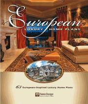 European Luxury Home Plans