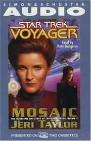 STAR TREK VOYAGER: MOSAIC CASSETTE