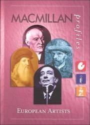 MacMillan Profiles: European Artists (1 Vol.)
