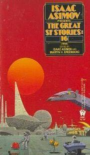 Isaac Asimov Presents The Great Science Fiction Stories 16 (1954) Great SF 16
