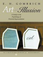 image of Art and Illusion: A Study in the Psychology of Pictorial Representation (Bollingen)
