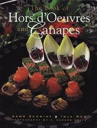The Book of Hors D'Oeuvres and Canapes