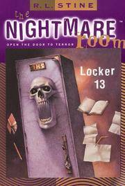 Locker 13 (The Nightmare Room) by  R.L Stine - Paperback - 2000-08-22 - from Ebooksweb COM LLC and Biblio.com