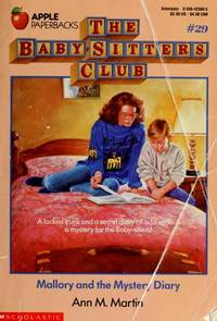 image of Mallory and the Mystery Diary (Baby-Sitters Club, 29)