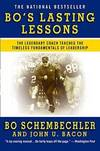 image of Bo's Lasting Lessons: The Legendary Coach Teaches the Timeless Fundamentals of Leadership