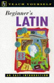 Teach Yourself Beginner's Latin (TYL)
