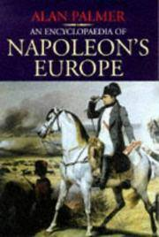 An Encyclopaedia of Napoleon's Europe