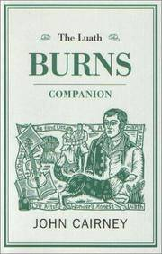 The Luath Burns Companion