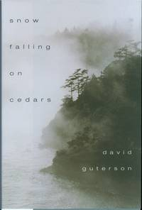 Snow Falling on Cedars by  David Guterson - First ed; Fourth Printing - 1994 - from MAB Books and Biblio.com