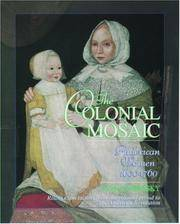 The Colonial Mosaic: American Women 1600-1760 (Young Oxford History of Women in the United States)
