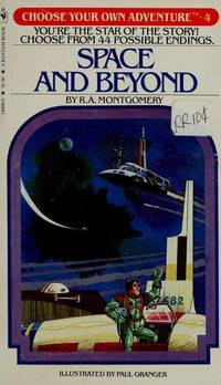 Space and Beyond (Choose Your Own Adventure 4)