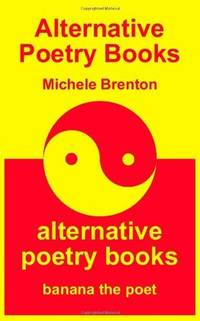 Alternative Poetry Books - Yellow, Pink and Blue Editions - 3 Books