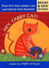 Hey, Tabby Cat