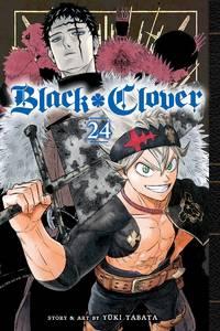 Black Clover, Vol. 24 (24)
