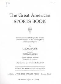 THE GREAT AMERICAN SPORTS BOOK