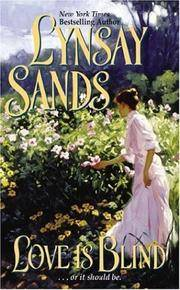 image of Love Is Blind (Leisure Historical Romance)