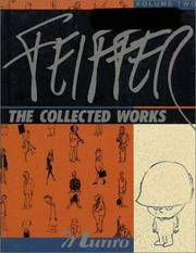 Feiffer Volume Two the Collected Works