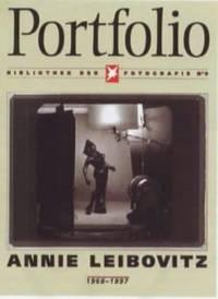 image of Annie Leibovitz: Photographs Portfolio 1970-1990 (Stern Portfolio) (English and German Edition)