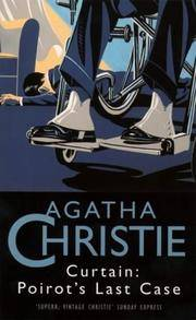 image of Curtain: Poirot's Last Case (The Christie Collection)