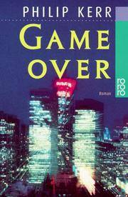 Game Over by  Philip Kerr - Paperback - 2000 - from International Bookshop (SKU: 1692)