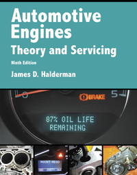 image of Automotive Engines: Theory and Servicing
