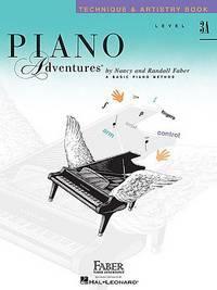 Level 3A - Technique & Artistry Book: Piano Adventures