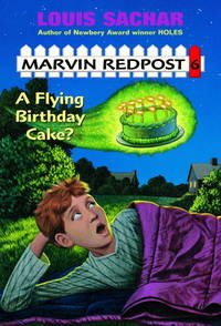 Flying Birthday Cake? (Marvin Redpost 6, paper)