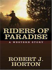 Riders of Paradise: A Western Story
