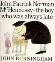 JOHN PATRICK NORMAN MCH-PA (Red Fox Picture Books)