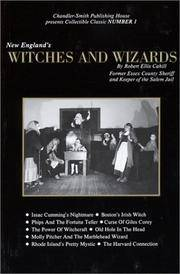 New England's Witches and Wizards (Collectible Classics)