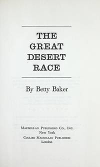 The Great Desert Race