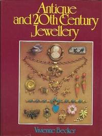 image of Antique and twentieth century jewellery: A guide for collectors