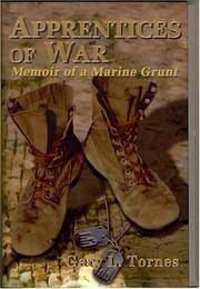 Apprentices of War  Memoir of a Marine Grunt