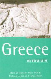 Greece: The Rough Guide, Seventh Edition (7th ed/1998)