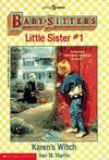 image of Karen's Witch (Baby-Sitters Little Sister, No. 1)