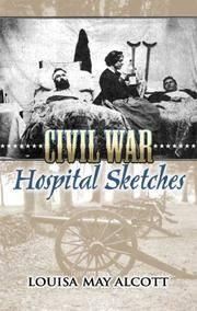 image of Civil War Hospital Sketches