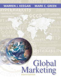 image of Global Marketing (8th Edition)