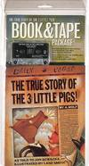 image of The True Story of the Three Little Pigs: Book & Tape Package