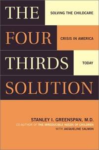 The Four-Thirds Solution: Solving the Childcare Crisis in America Today