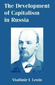 The Development Of Capitalism In Russia -