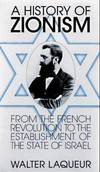 image of A History of Zionism: From the French Revolution to the Establishment of the State of Israel