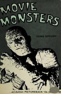 MOVIE MONSTERS (PICTUREBACKS S) (ISBN:0289797004)