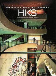 HKS Selected and Current Works The Master Architect Series V