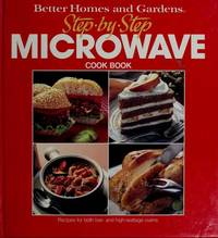 Step By Step Microwave Cook Book