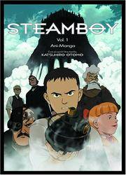 Steamboy Vol 1 Ani-Mange