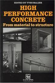 HIGH PERFORMANCE CONCRETE FROM MATERIAL TO STRUCTURE